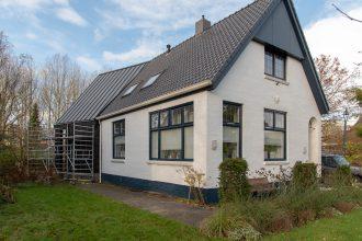 Project aanbouw Veenweg Groningen